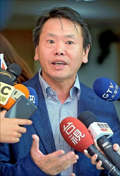 國民黨團書記長林為洲(資料照)