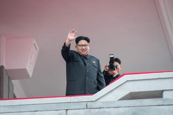 北韓領導人金正恩動作頻繁,南韓情報部門認為北韓可能已經完成了核子試驗的準備。(資料圖 法新社)
