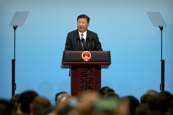 中國國家主席習近平,以「愛拚才會贏」形容廈門的拚搏精神。(美聯社)