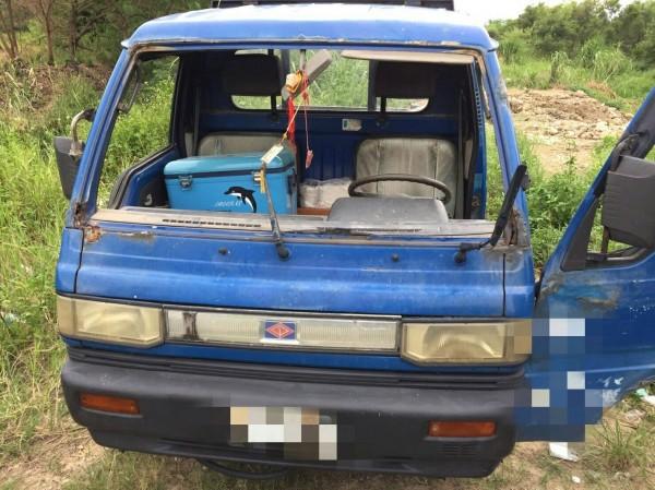 警方表示,阮男外勞破壞停放路邊的小貨車,企圖行竊,巡邏員警到場時,他正坐在小貨車駕駛座上。(資料照,記者廖雪茹翻攝)