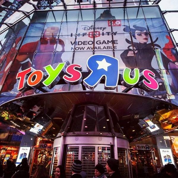 玩具反斗城4億美元債務將於2018年到期,不排除聲請破產。(圖片取自「Toys''R''Us」臉書)