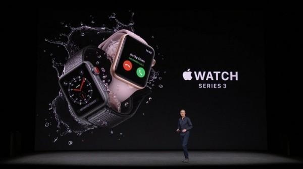 蘋果推出新一代Apple Watch。(翻拍自蘋果官網)