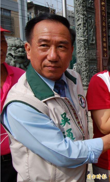 台南市議員吳通龍涉嫌詐領助理費,檢方凌晨諭令以20萬元交保。(資料照)