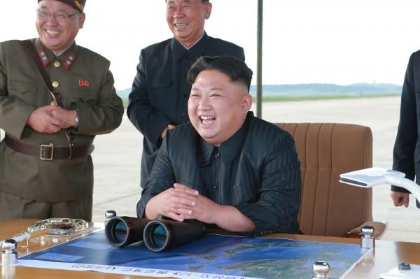 北韓外交部長李勇浩表示,金正恩可能實施規模空前的氫彈試爆來回應美國。(美聯社)