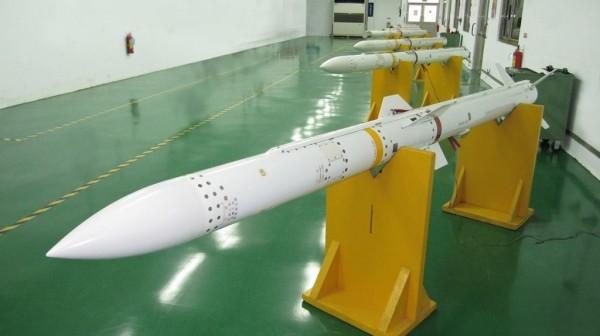 軍方已決定不向美採購AGM-88B飛彈,軍方高層官員證實,政府在決定國防自主政策後,原則上只要自己能做,國軍就不會再向外採購。(圖擷取自中科院)