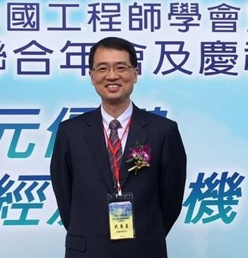 台灣之光!美國光學學會2018年新選會士出爐,中興大學特聘教授武東星被選為新會士。(圖由武東星提供)