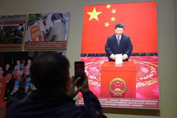 中國共產黨日前公布第19次全國代表大會名單,共2287人,較原先公布的2300人少13人。(歐新社)