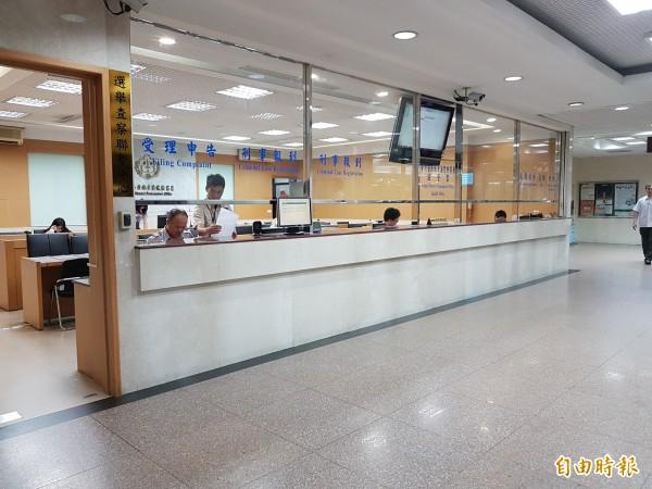 台北地檢署今依通姦罪將郭女起訴,詐欺部分則不起訴。(記者錢利忠攝)
