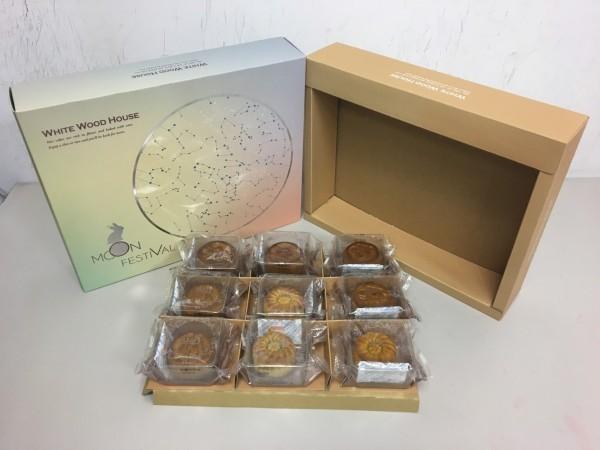 白木屋的「繁星禮盒」原包裝。(環保局提供)