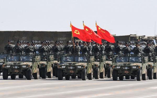 習近平以2049年完成中華民族復興為目標,學者也認為,該年中共侵台機率較2020更高。(法新社)