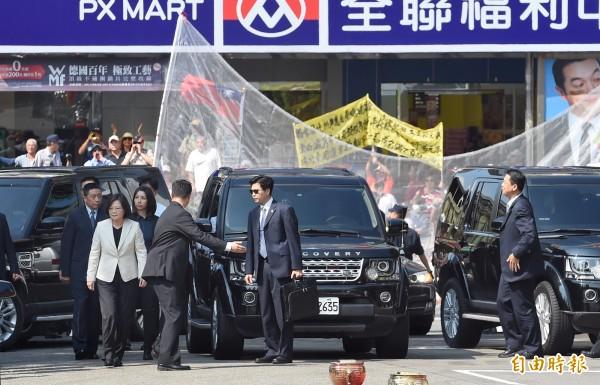 美學者易思安驚爆,中共有暗殺台灣領導人的可能性,我國安局對相關事件也有因應之道。(資料照,記者劉信德攝)