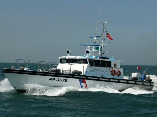 海巡署將建50艘35噸巡防艦,可直衝上岸逮人。(圖擷取自海巡署官網)