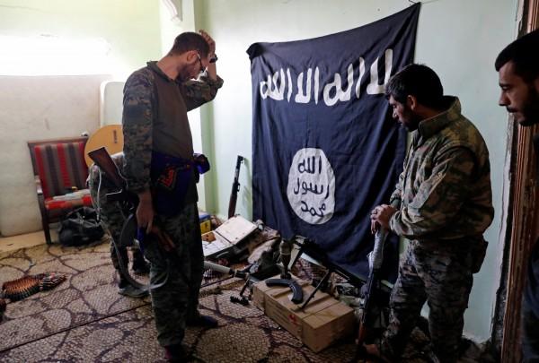美軍准將索夫吉表示,將在伊拉克與敘利亞邊境進行作戰,這是「最後的大規模戰役」。(資料圖 路透)