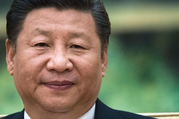 有外媒認為,習近平已逐漸統治中國並走回獨裁。(法新社)