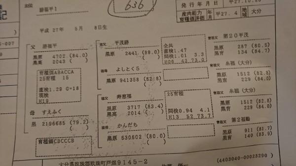 日本和牛強調血統與履歷,純正的和牛還要追溯3代,如果消費者不放心,可要求店家出示和牛履歷。(記者王捷翻攝)