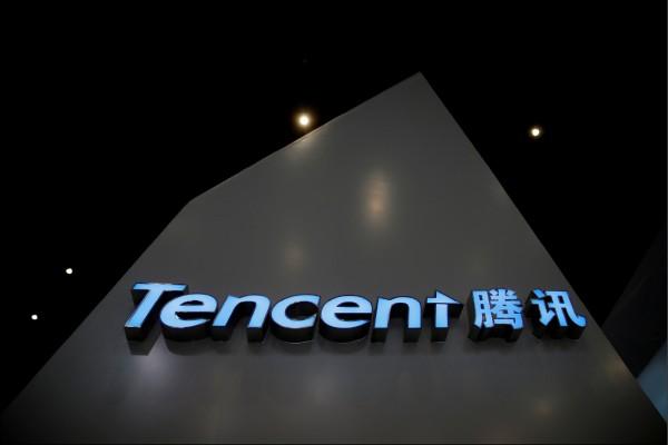 中國政府打算強行入股騰訊。(路透)