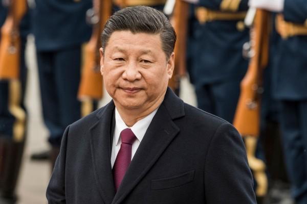 中共對習近平歌功頌德,《BBC》對此猛嗆,難道這就是「習近平的邪教?(The cult of Xi?」(法新社)