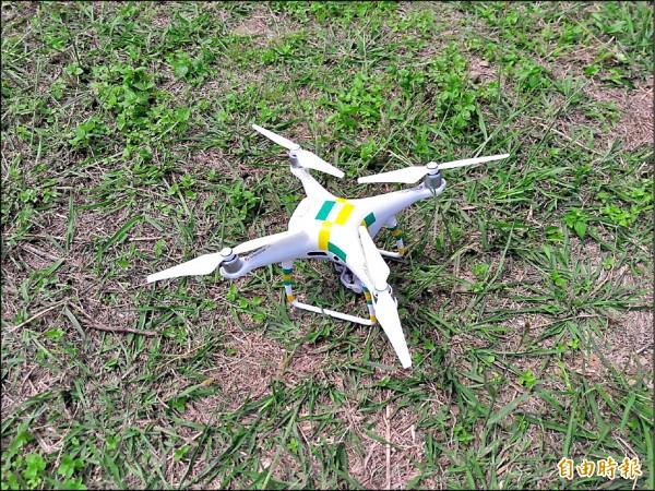 苗栗縣因較少禁航區,將率先啟動無人機運用,成為新亮點。(記者張勳騰攝)