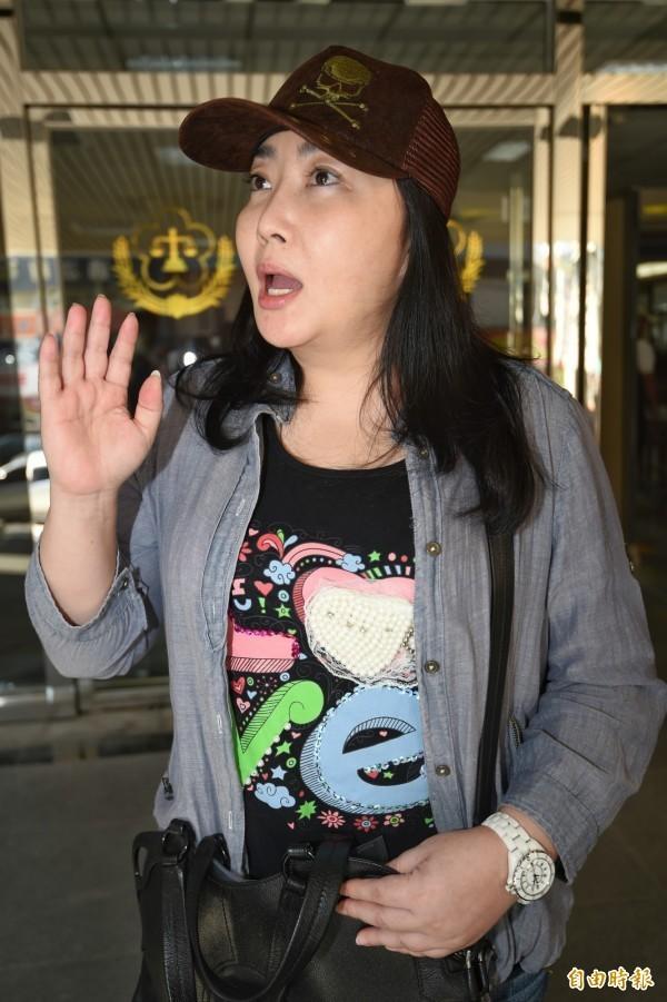 日籍富家女Yuki(蔭山友紀)被控在網路PO文詆毀歌手蕭敬騰,還指蕭的經紀人Summer為「惡毒巫婆」等言論,最高法院維持高等法院見解,判決Yuki須賠償蕭50萬元、林30萬元,並登報道歉,全案確定。(資料照,記者朱沛雄攝)