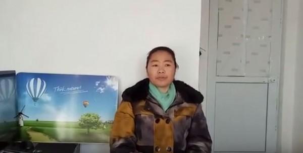 中國農民上訪,傳出被帶去火葬場,幸好半路跳車逃走。(圖擷自YouTube)