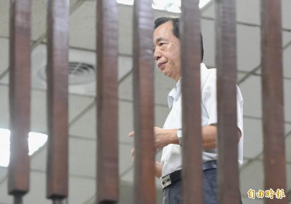 大巨蛋部分,北檢今依圖利罪起訴前台北市財政局長李述德,求處10年徒刑。(資料照,記者廖振輝攝)