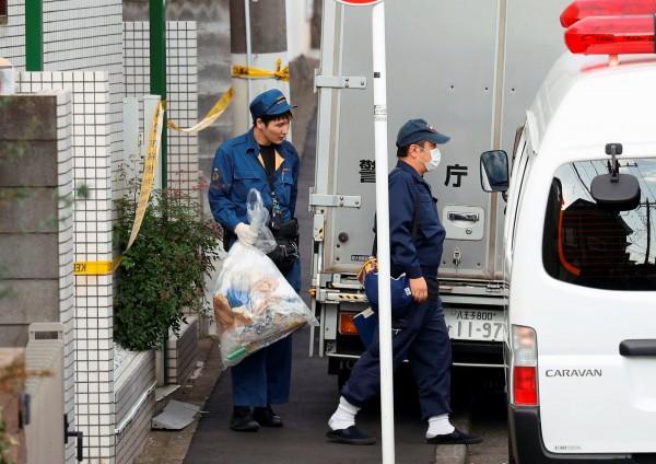 警方從白石的房間內找到了疑為受害人隨身物品的看病掛號證和卡類,正以此為線索,通過DNA鑑定等確認身份。(路透)