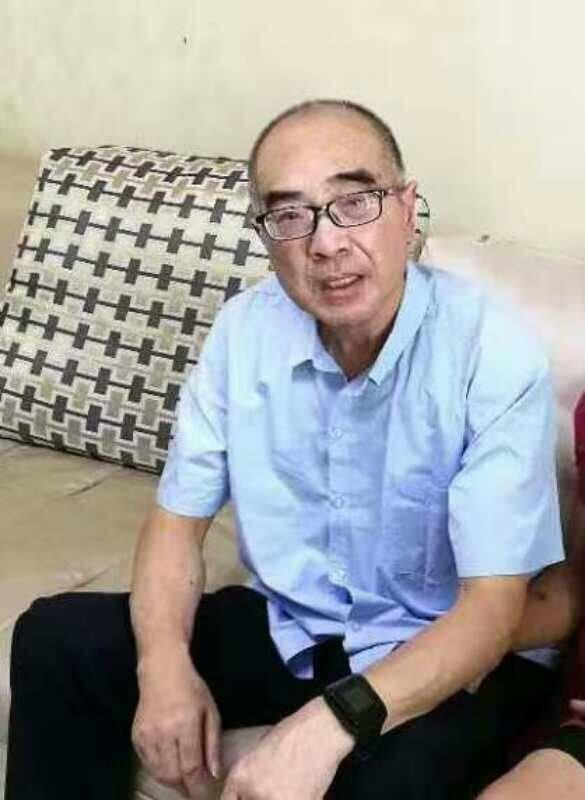 自六四事件以來,先後被監禁長達22年的中國民運人士楊天水(本名楊同彥),今(8)日驚傳已因腦瘤病逝,享年56歲。(圖取自推特)