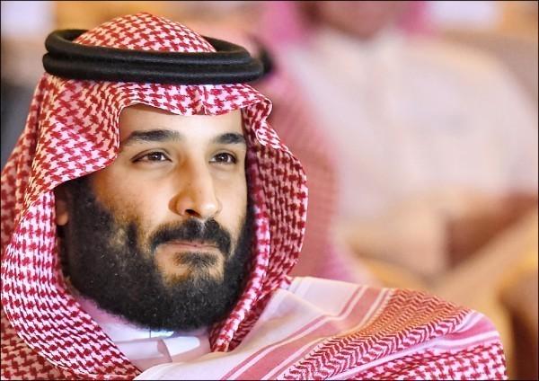 沙烏地阿拉伯32歲的王儲穆罕默德.沙爾曼策畫發動本次反腐行動,首日便有逾60名該國政經要人被捕,其中包含多名王子。(法新社)