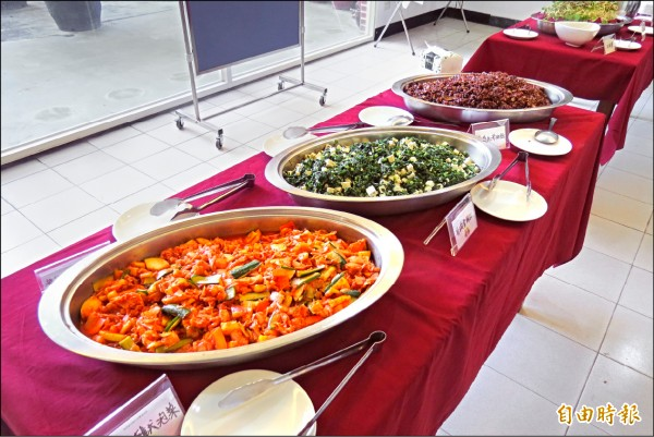 國教署成立推動學校午餐專案辦公室,提升學校午餐品質與食安。(記者蘇孟娟攝)
