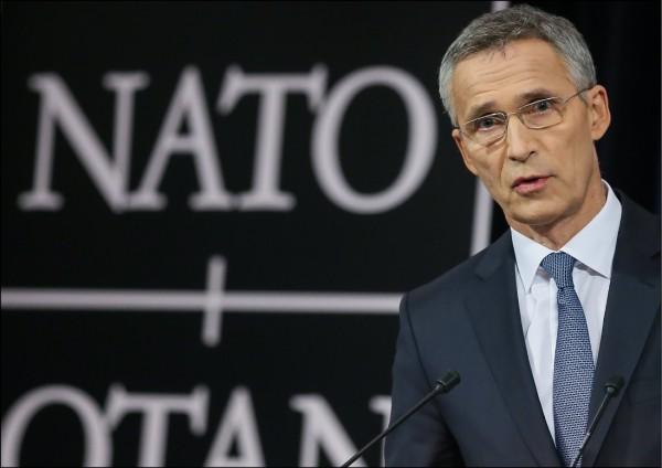 北約(NATO)會員國八日同意增設大西洋與後勤兩個新司令部,以保護歐洲安全。(歐新社)