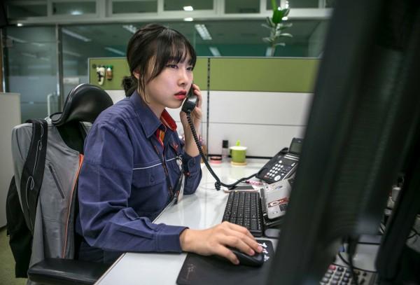 調查報告指出,南韓京畿道地區20-40多歲年齡層無子女的職場女性中,約3成沒有生育計畫。示意圖。(彭博)