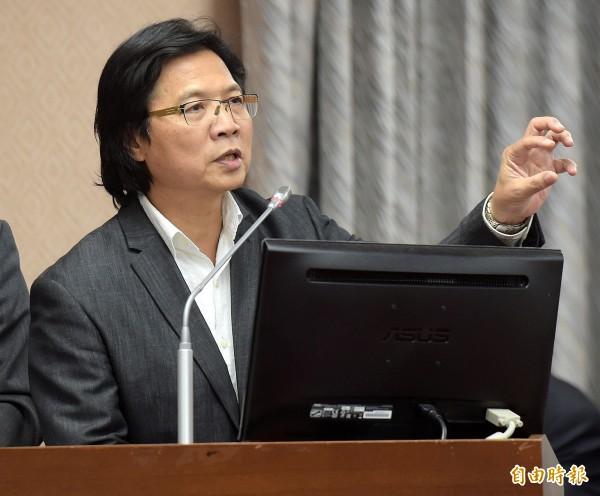 內政部長葉俊榮。(資料照,記者黃耀徵攝)