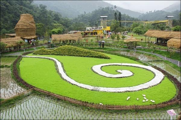綠色博覽會雙園區有困難?農業處表示,仍以生態綠舟為主園區。(資料照,宜蘭市政府提供)