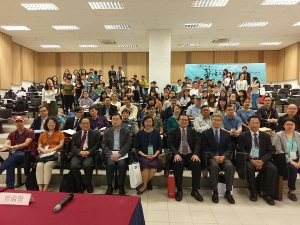 國圖前進新南向,在馬來西亞舉辦「華語語系與南洋書寫:台灣、馬華、新華文學與文化」國際研討會與展覽。(國家圖書館提供)