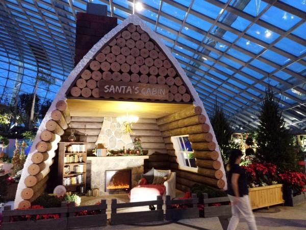 不用遠赴北歐,就能一窺耶誕老人的家。(Sylvia提供)