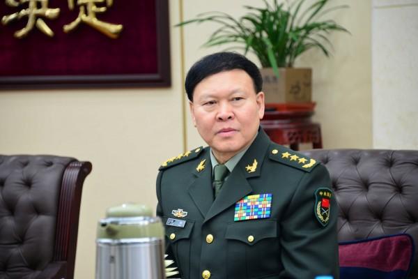 前中共中央軍委政治工作部主任張陽涉行賄受賄,23日於自宅中上吊身亡,享年66歲。(路透)