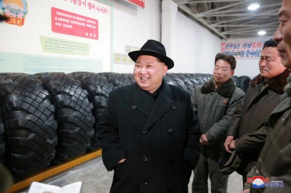 今年《時代》年度風雲人物前10強,包括北韓領導人金正恩。(路透)