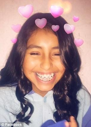 美國加州13歲的羅莎莉‧阿維拉(Rosalie Avila)長期因為外表和牙齒受到同學的霸凌,上週二(11月28日)選擇在臥房中上吊。(圖取自《每日郵報》)