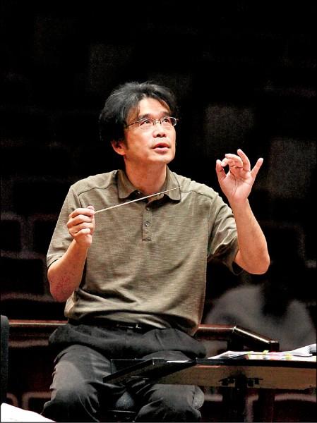 音樂類金希文,得獎感言:得獎表示有更多責任,要面對這個時代的台灣文化、台灣音樂有沒有成長、是否有深刻內容。未來希望推廣青少年音樂教育。(國藝會提供)
