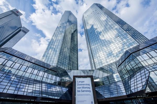 傳言德意志銀行接獲傳票,被要求交出與川普財務往來的文件。(歐新社)