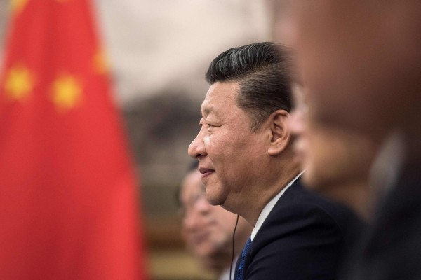 中國人權民運信息中心指出,由於習近平推行反腐運動,中共官員的自殺人數已經超越文革。(法新社)