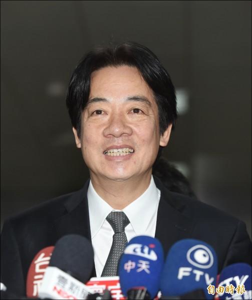 閣揆賴清德昨指示儘速展開促轉會的相關籌備工作,強調促轉條例是台灣邁向民主新頁的里程碑,促轉會的組成至關重要,攸關轉型正義是否成功。(記者方賓照攝)
