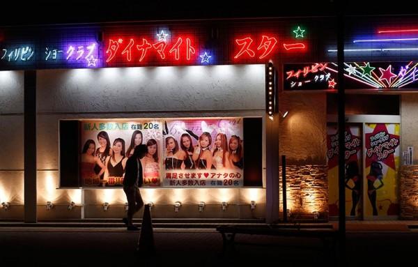 有風俗小姐對日媒抱怨,許多中國客人相當無禮,喜歡偷拍甚至會出現暴力舉動。(路透資料照)