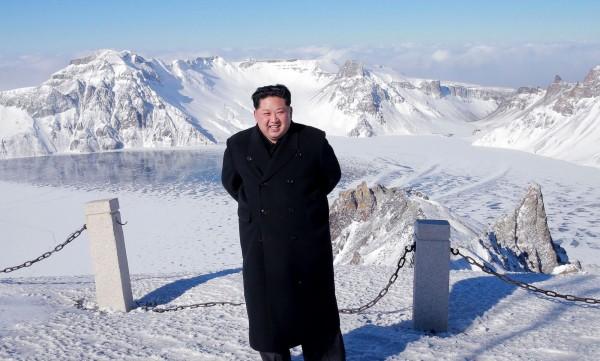 南韓媒體今報導,金正恩日前又下令處置兩名北韓的高級官員。(法新社)