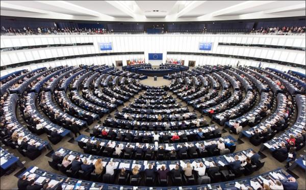 歐洲議會呼籲台海任何一方應避免改變現狀,以捍衛區域安全。歐洲議會並重申支持台灣有意義參與國際組織。(歐新社)