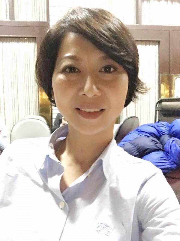 陳亭妃認為謝龍介抹黑她有不正常男女關係,因此提告。(記者邱灝唐翻攝)