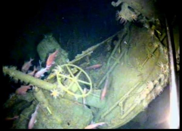 澳洲第一艘海軍潛艇在第一次世界大戰失蹤,103年後終於被找到了。(路透)