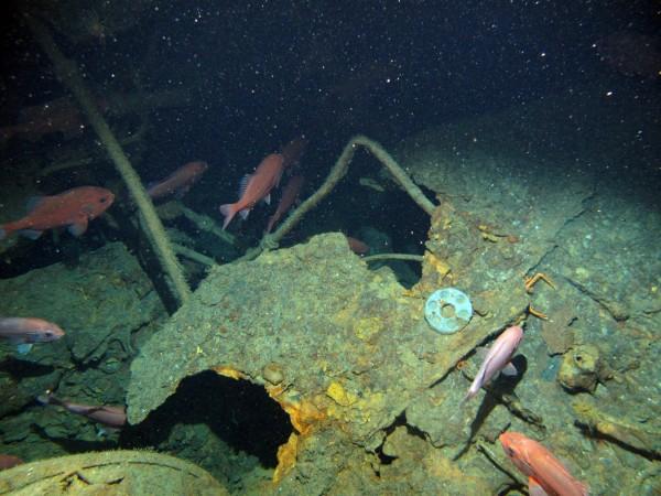 為了保護潛艇,澳洲並未公布殘骸確切位置。(路透)