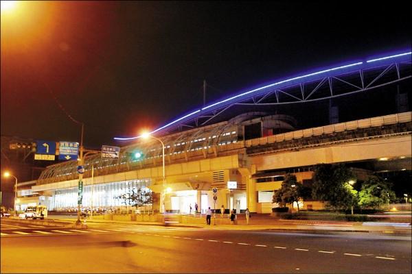 南港展覽館(資料照)