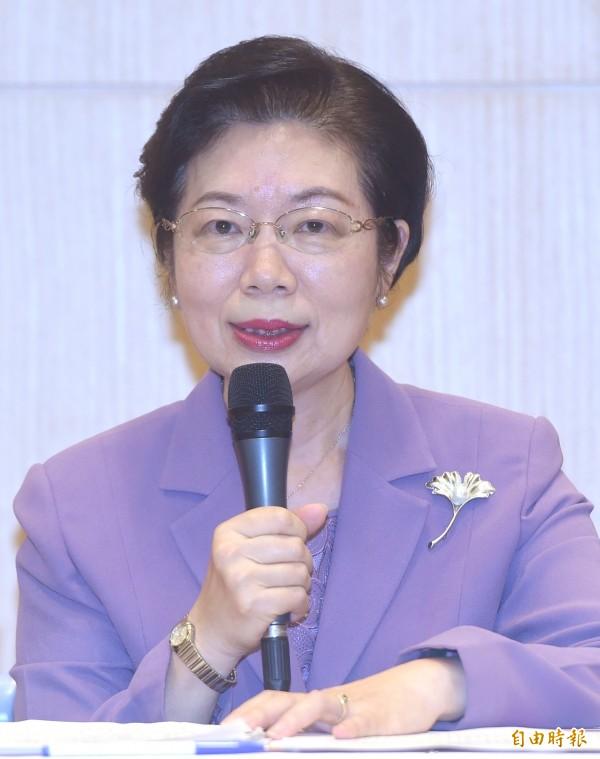 外交部領事事務局長陳華玉。(資料照,記者廖振輝攝)